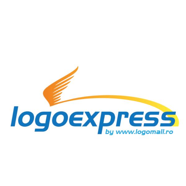 Logo zbor avion