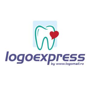 Logo stomatologie, dentist