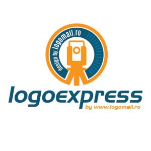 Logo topografic